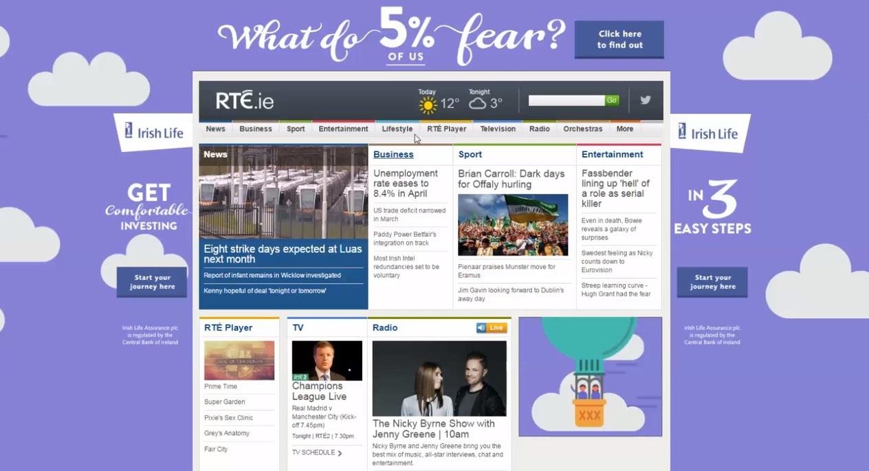 Irish Life HPTO