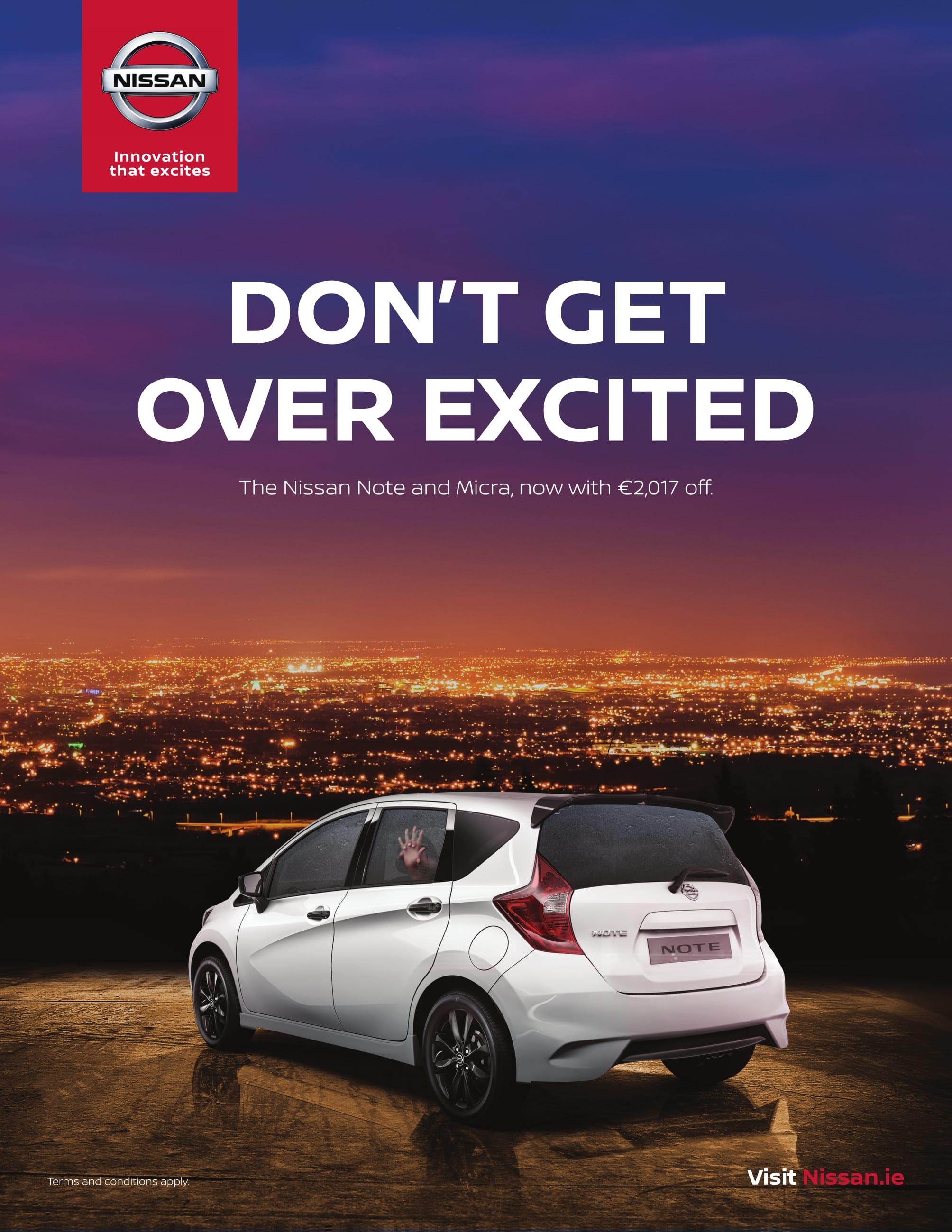 Nissan Ireland In The Company of Huskies AdWorld.ie