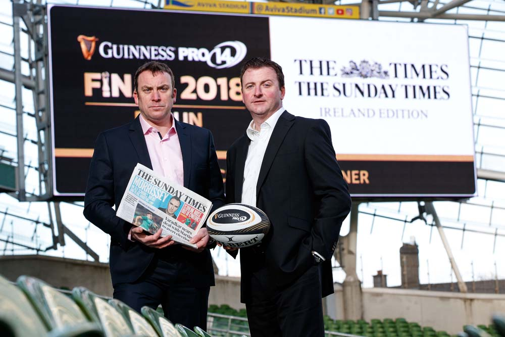 Sunday Times & The Times Ireland Partners with Guinness