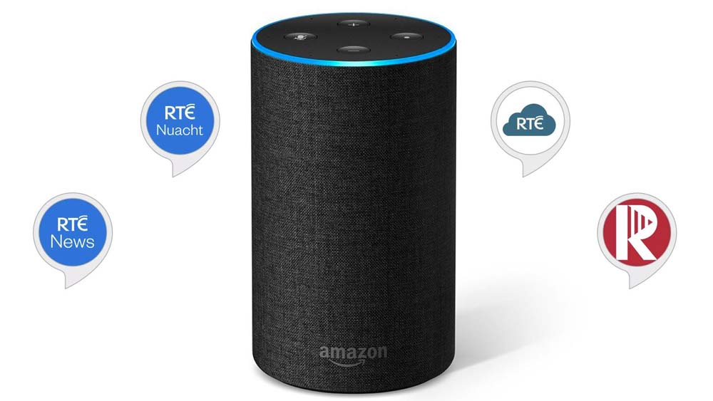 Irish Radioplayer Makes its Debut on Amazon's Alexa