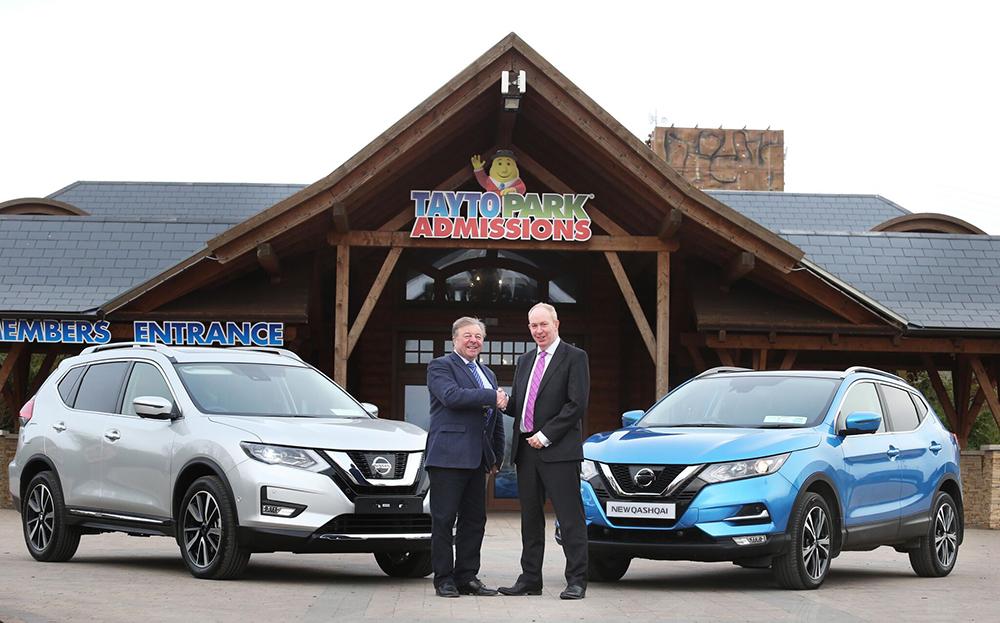 Nissan to Sponsor Driving School at Tayto Park AdWorld.ie