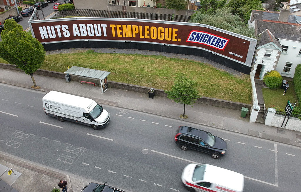 Ad of the Week: Snickers - You're Not You When You're Hungry