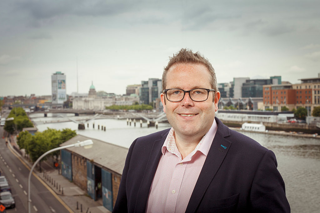 Chris Nolan Appointed MD of Zenith as Craig Farrell Takes on New Role Within Core