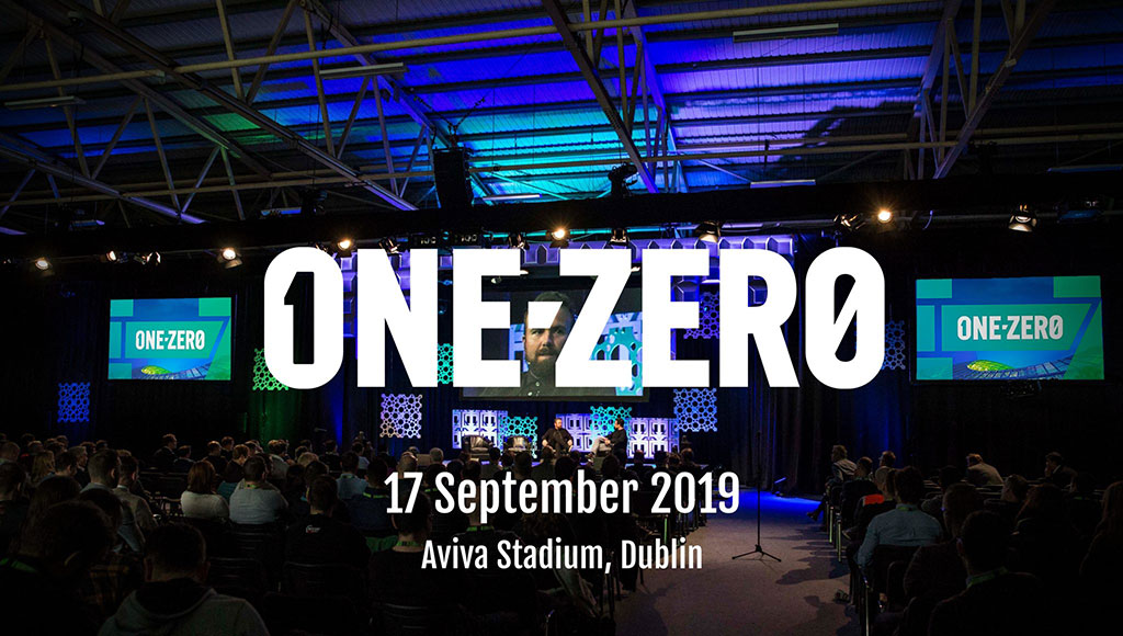 Core Sponsorship Partners with One-Zero Conference