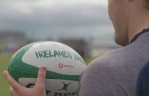 JWT Folk Creates Ireland's Ball Ahead of Rugby World Cup in Japan