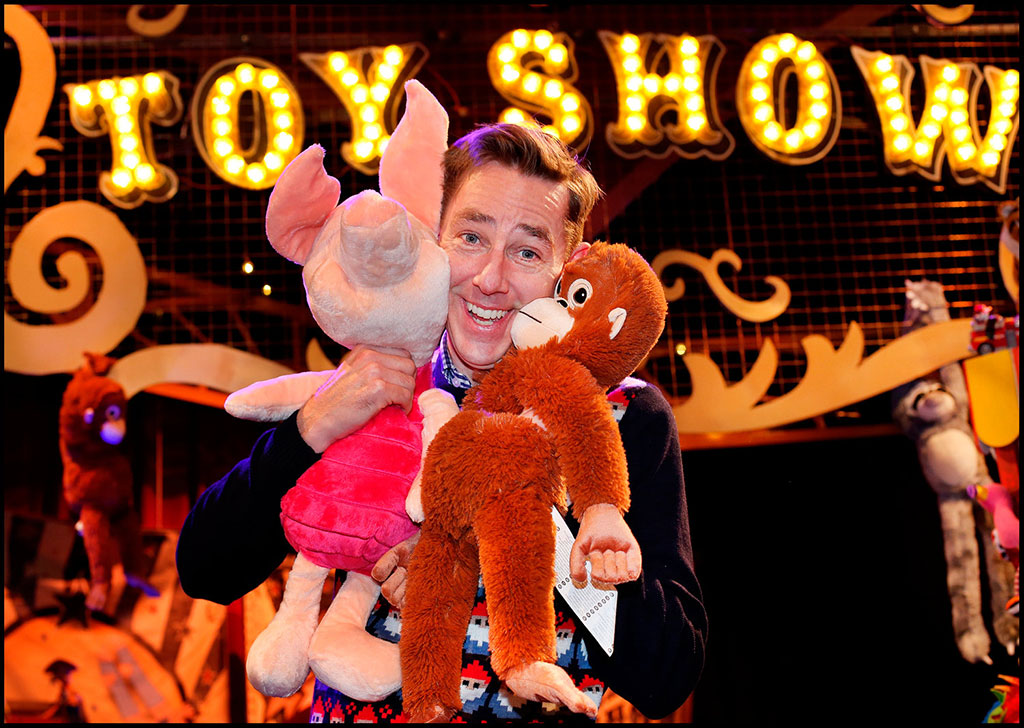 RTÉ Unveils Advertising Packages for Late Late Toy Show