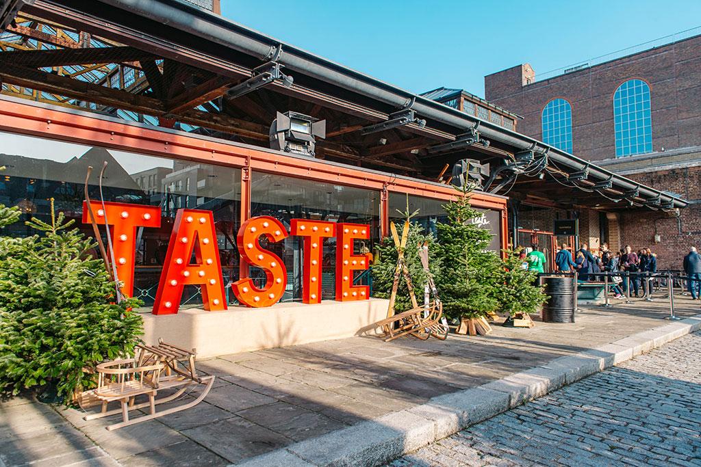 Tesco to Sponsor Taste of Dublin Festive Edition