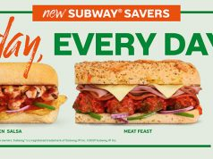 Subway | Savers Campaign