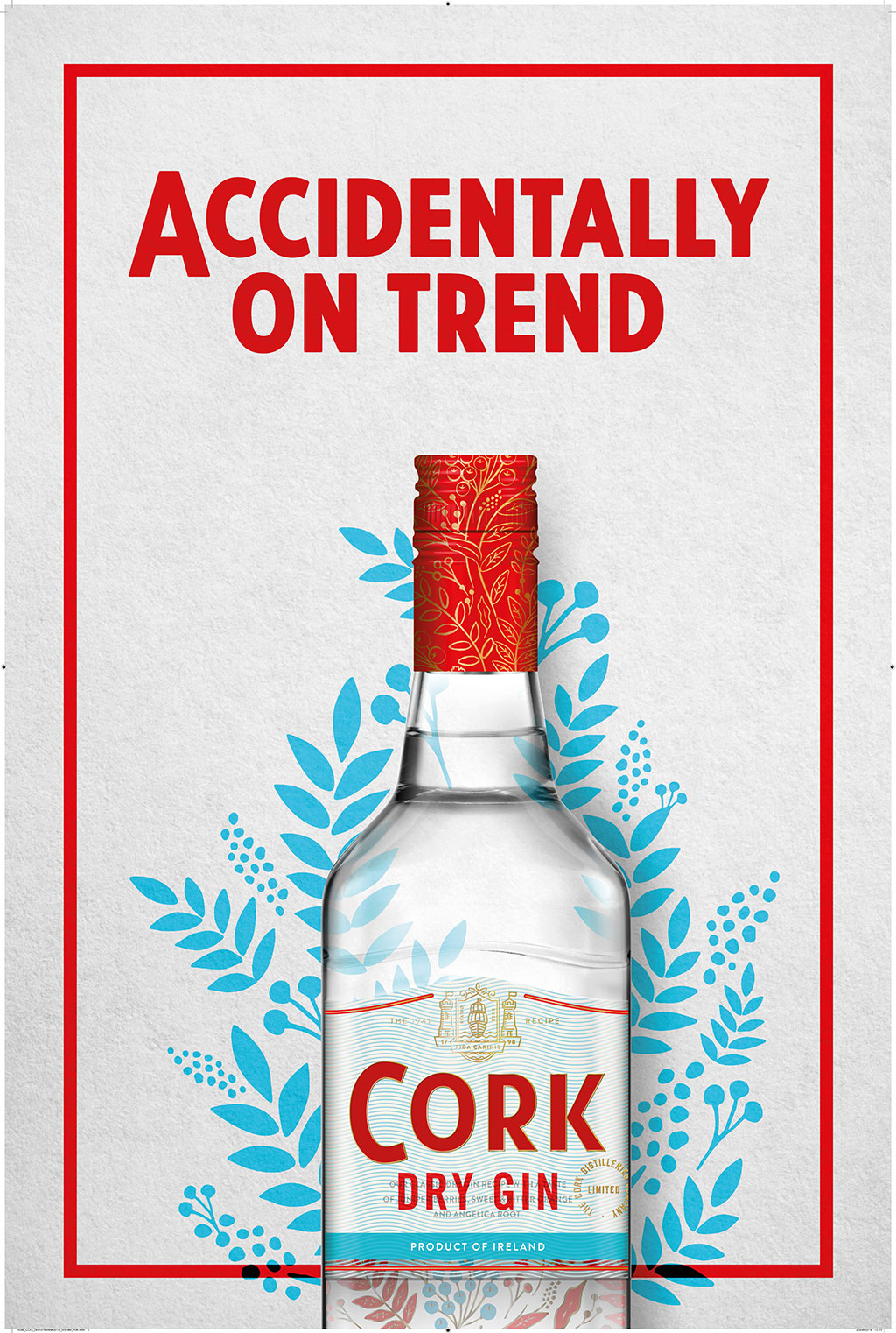 The Public House launch new Cork Dry Gin campaign with a simple slice of lemon
