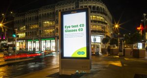 Kinetic Rolls out Eye Catching Campaign for Specsavers Ireland