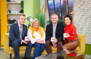 Mater Private to Sponsor RTÉ's Today With Maura and Dáithí