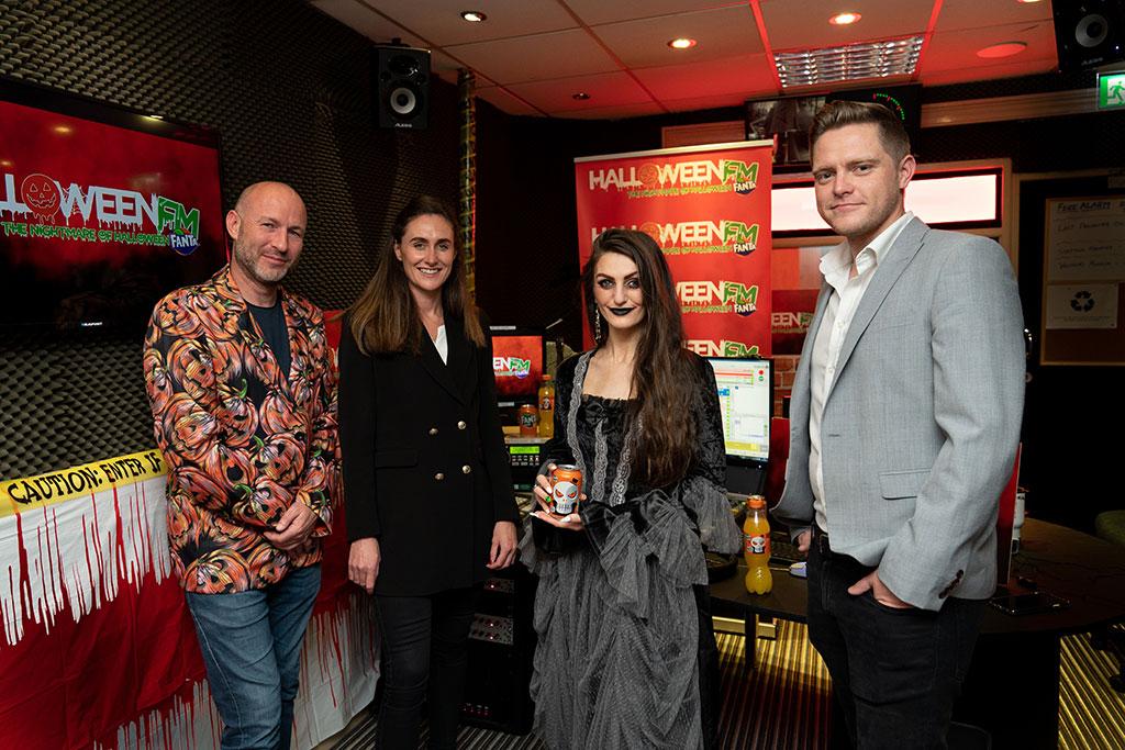 Fanta to Sponsor New Halloween FM Station