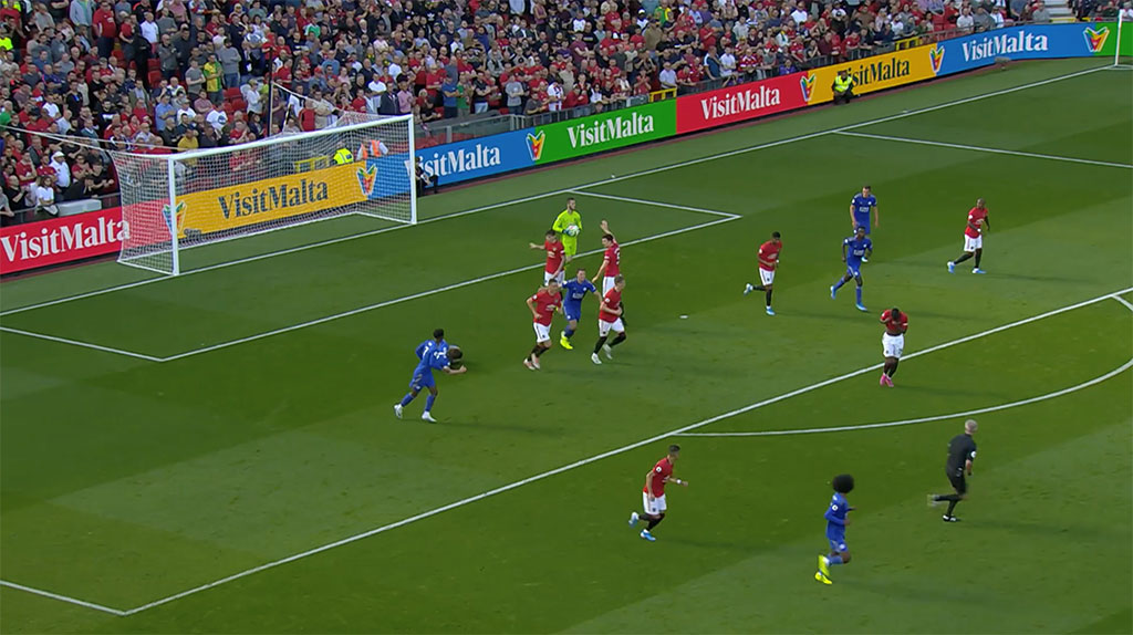 Oliver Delivers for Manchester United and Malta Tourism Authority Sponsorship Deal