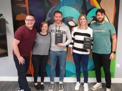 Wolfgang Picks Up Two Awards Irish Content Marketing Awards