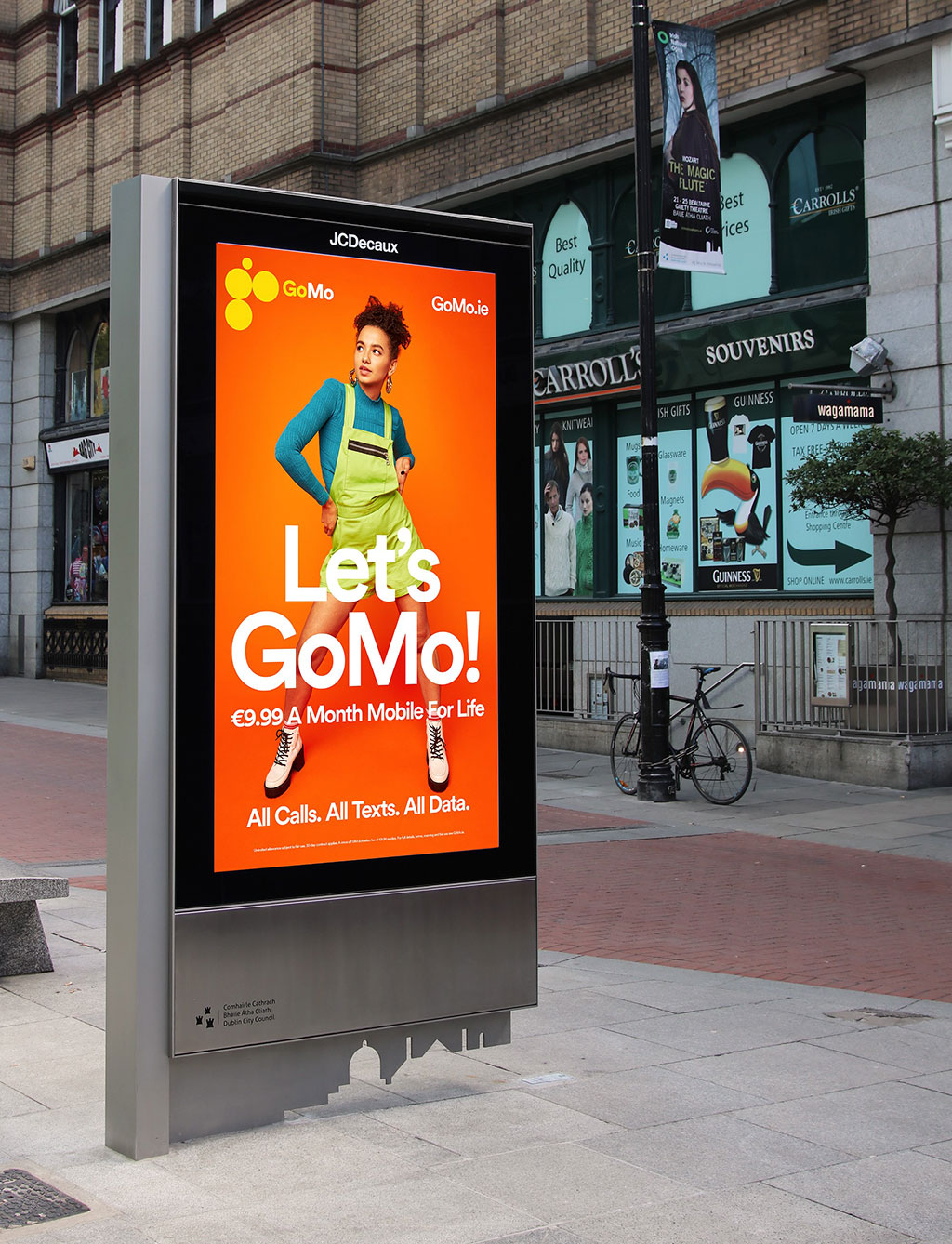 The Tenth Man Rolls Out 'Game Changing' Campaign for New Mobile Service GoMo