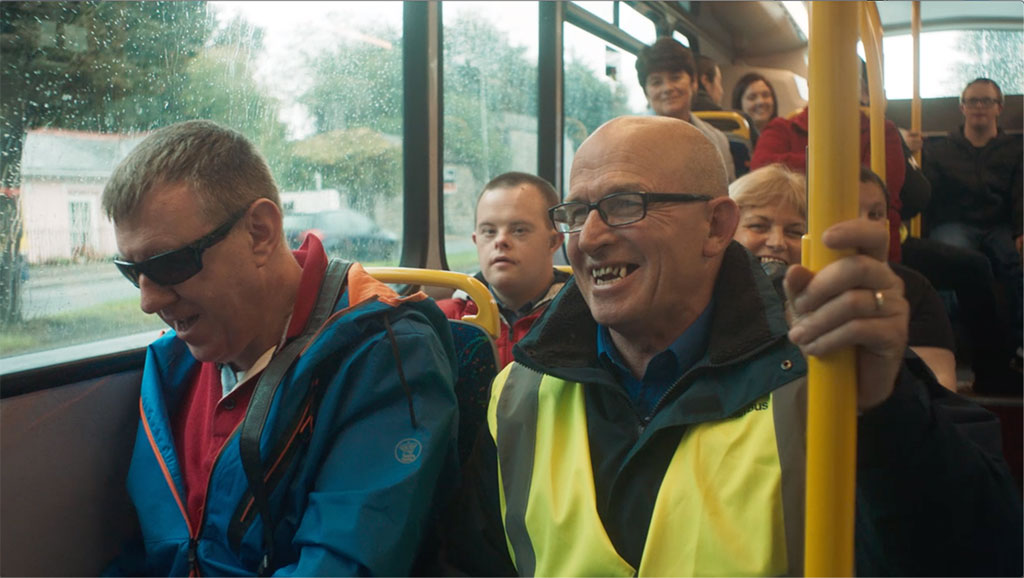 Rothco Creates Touching Video for Dublin Bus Highlighting Travel Assistance