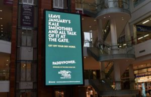 The Public House Creates Irish Gold Cup Campaign for Paddy Power