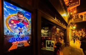 Kinetic & Paramount Bring Sonic the Hedgehog to Life on DOOH