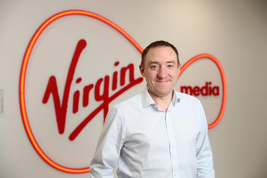 Paul Higgins, vice president of commercial, Virgin Media