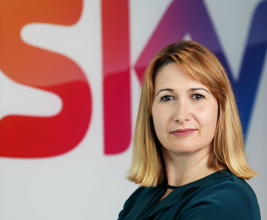 Orlaith Ryan Appointed as Sky Ireland's New Chief Commercial Officer